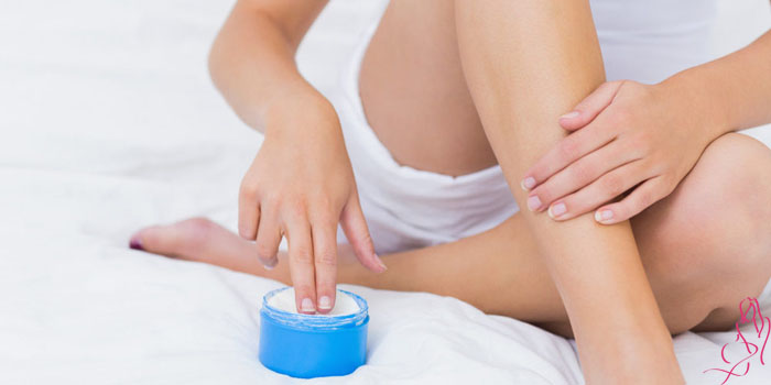 Чем обработать кожу после шугаринга