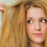 Волосы как солома, что делать в домашних условиях