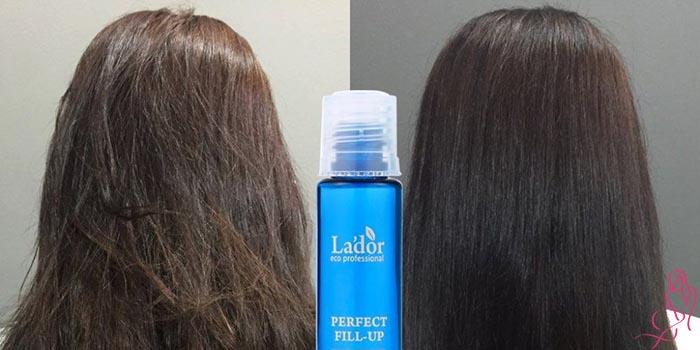 Как пользоваться филлером для волос Корея