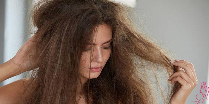 Волосы пушатся после мытья что делать