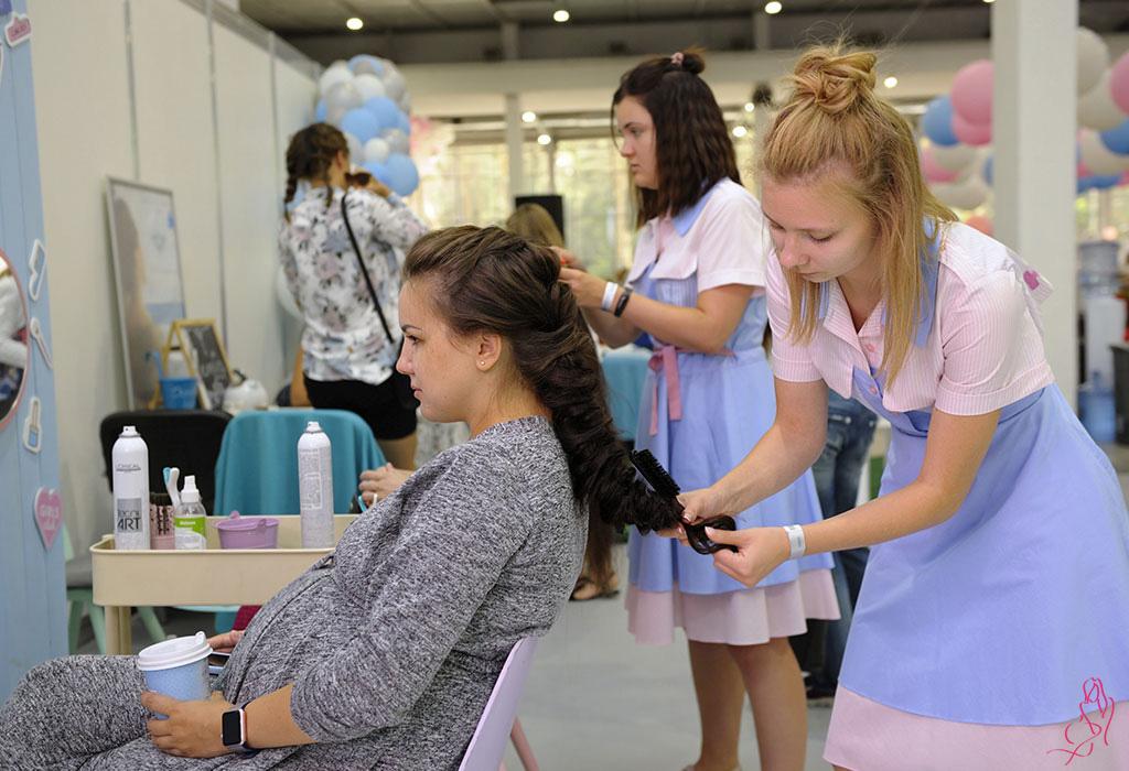 Можно ли красить волосы при беременности во втором триместре